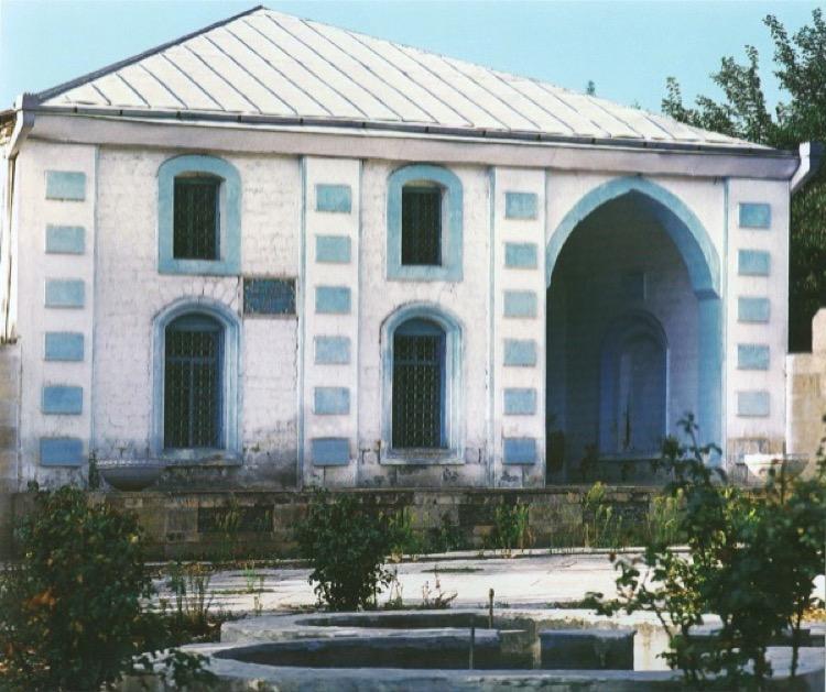 Haji Alakbar Mosque, 1889, Fizuli