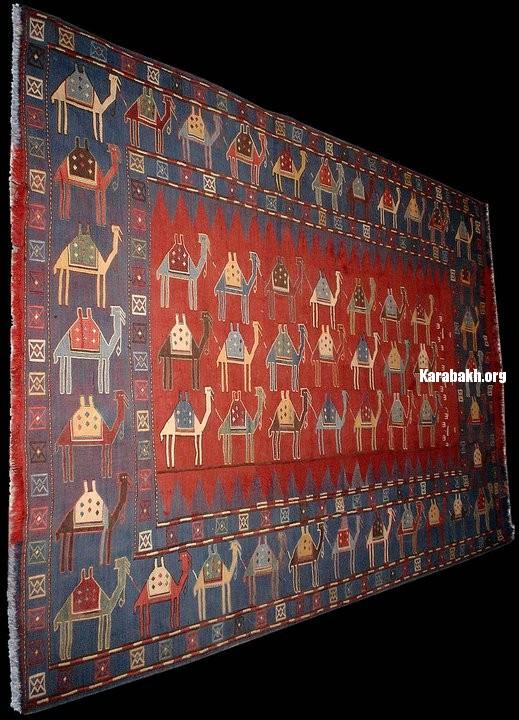 Shadda Decoration Flatweave Rug