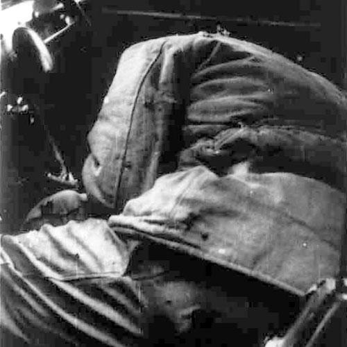 Salatin Askerova and 3 Russian military officers murdered by Armenian terrorists