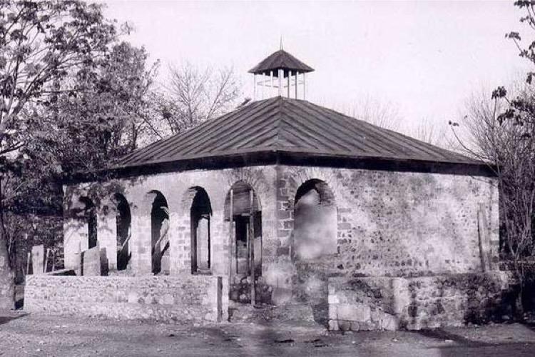 Mosque in Mamar Village, Gubdaly. 18th century.