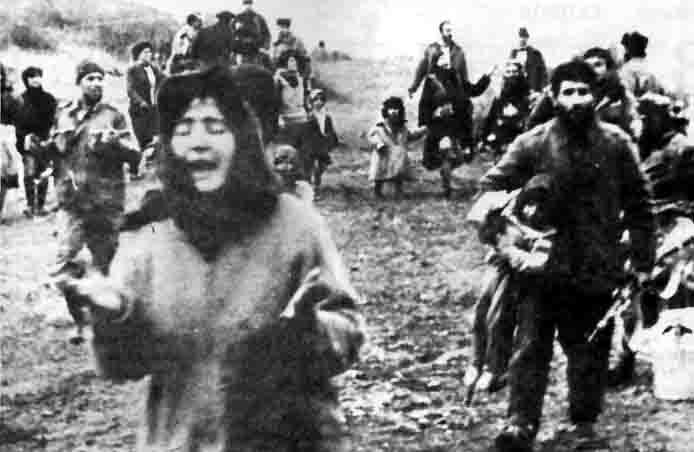 Civilians Survived Khojaly Genocide